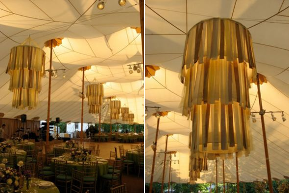 Ask Cynthia Wedding Inspirations Tent Ceilings