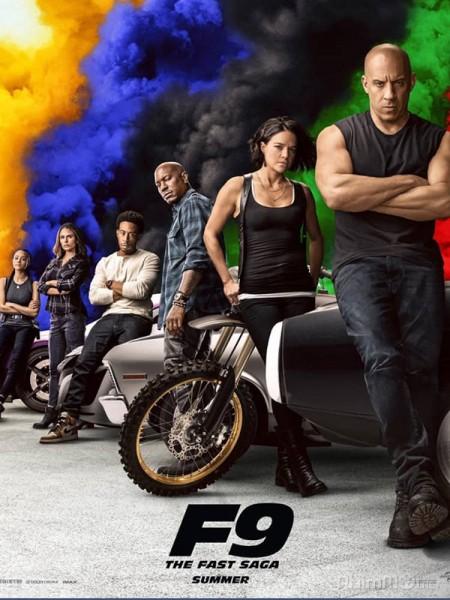 Quá Nhanh Quá Nguy Hiểm 9 - Fast & Furious 9 (2020) (2020)