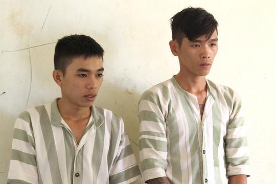 Gia Lai: 2 kẻ chuyên cướp tài sản của phụ nữ đi xe một mình