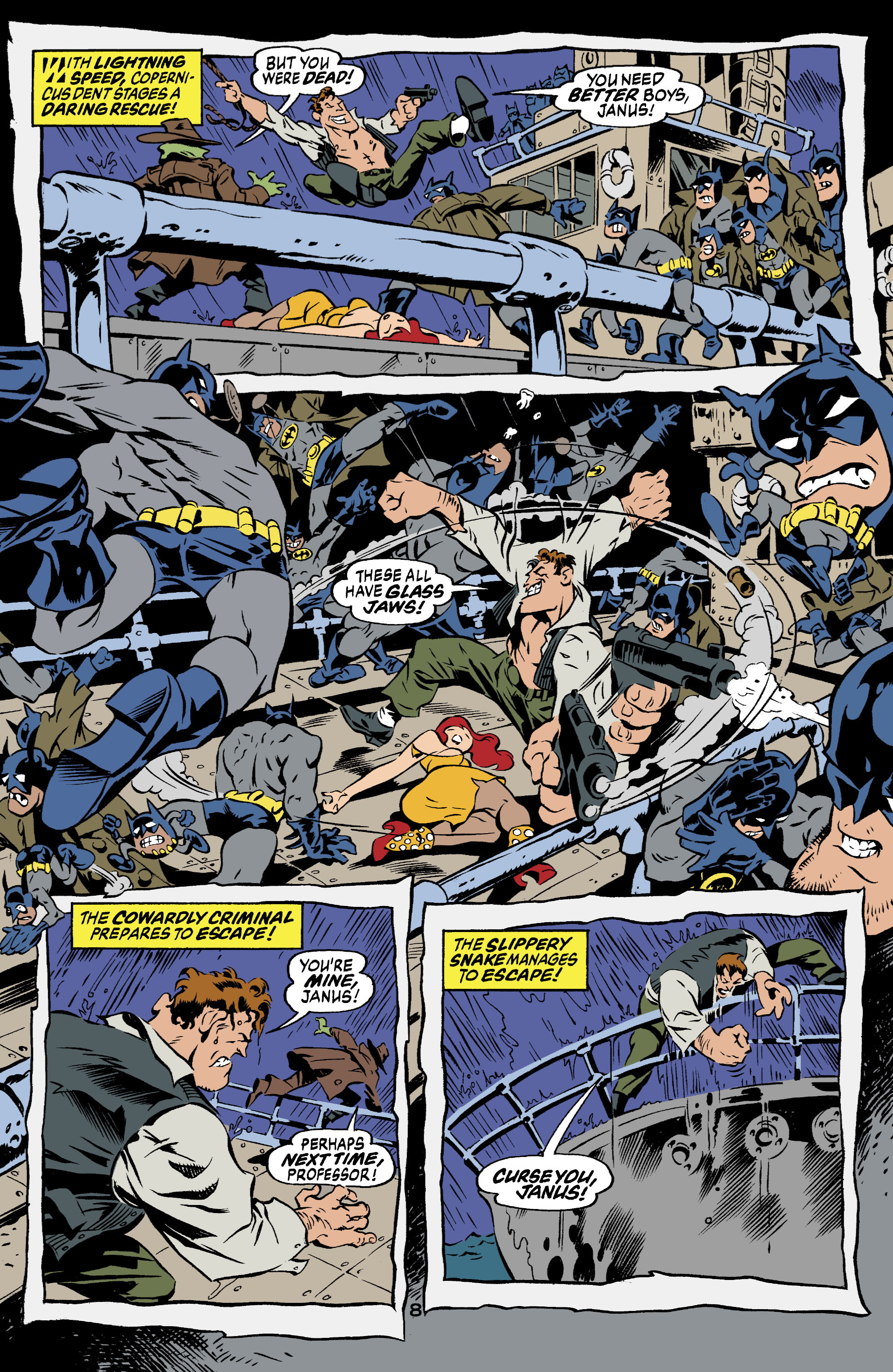 Detective Comics (1937) 753 Page 8