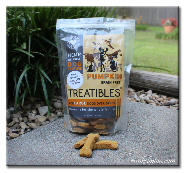 Treatibles CBDs treats