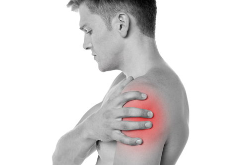 dislocated shoulder treatment telangana