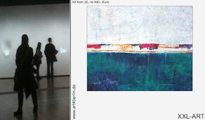 Abstrakte, moderne Kunstwerke zu erschwinglichen Preisen online!