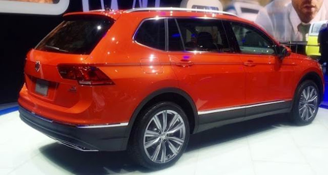 2018 VW Tiguan Specs, Release Date, Price
