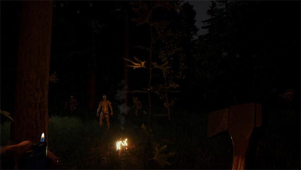 تحميل لعبة The Forest