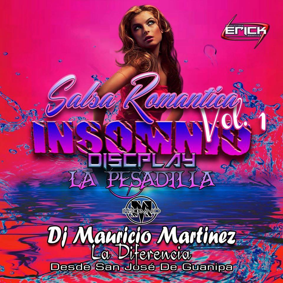 SALSA ROMANTICA INSOMNIO DISCPLAY LA PESADILLA MUSICAL DJ