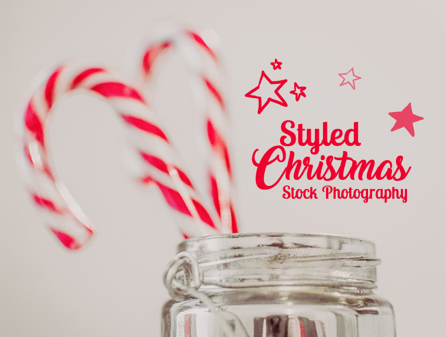 Christmas Styled Photography