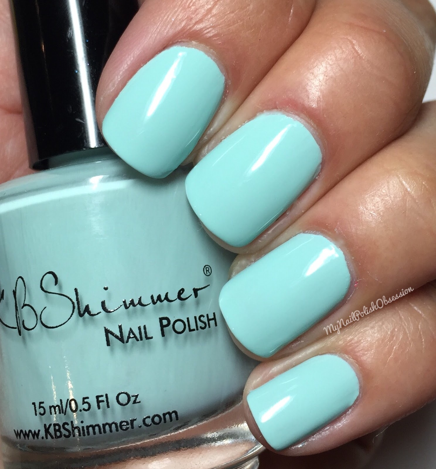 My Nail Polish Obsession: KBShimmer Summer 2016