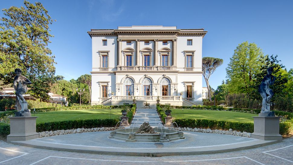 Florence Wedding Venue Villa