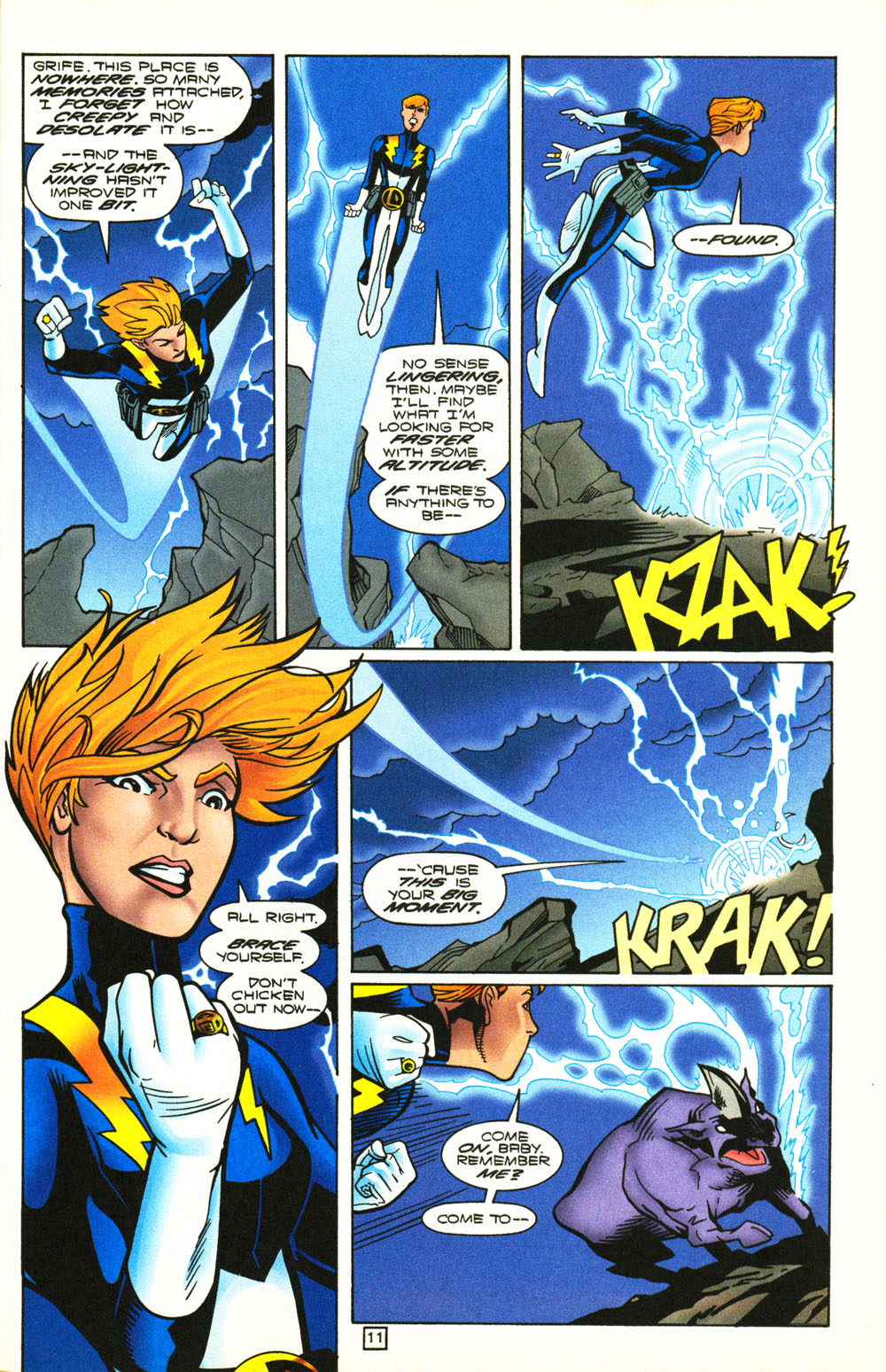 Legion of Super-Heroes (1989) 101 Page 11