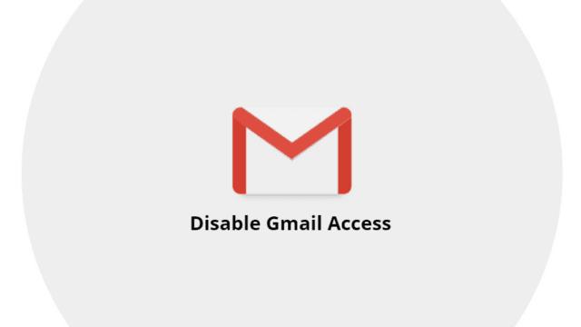 permitir aplicaciones de terceros gmail
