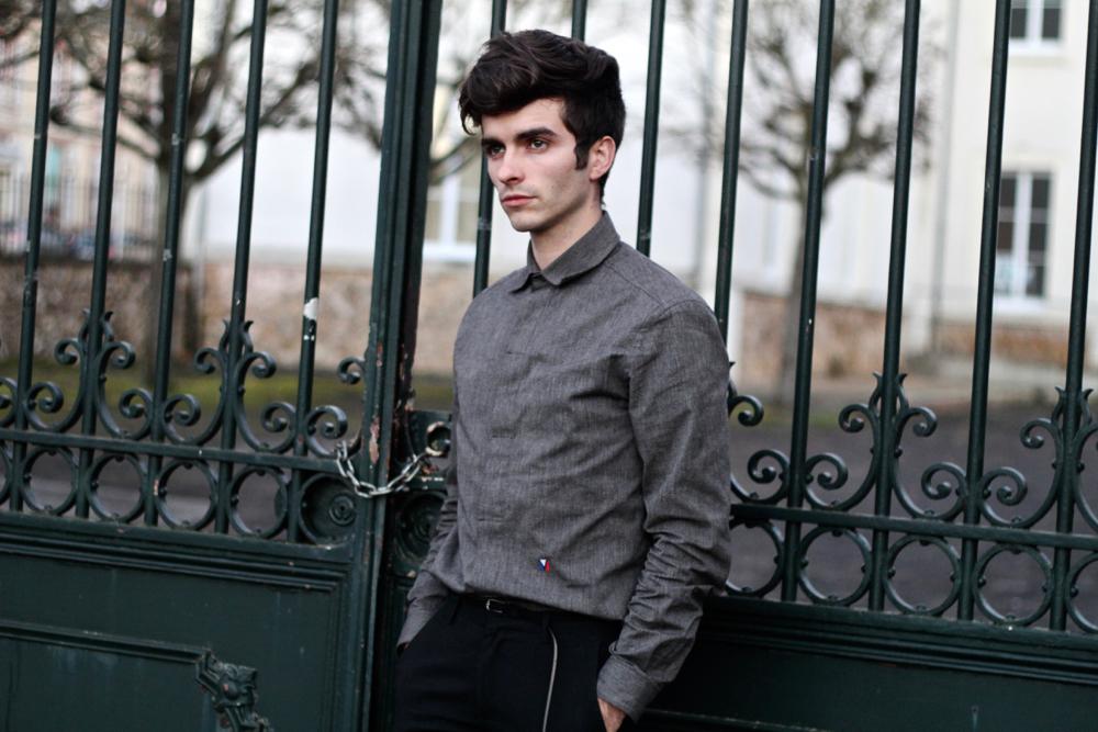chemise louis vuitton chevrons blog mode homme