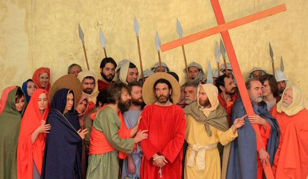Maestá, A Paixão de Cristo - filme