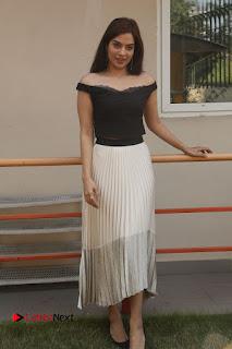 Telugu Actress Tanya Hope Stills at Appatlo Okadundevadu Audio Launch  0302.JPG