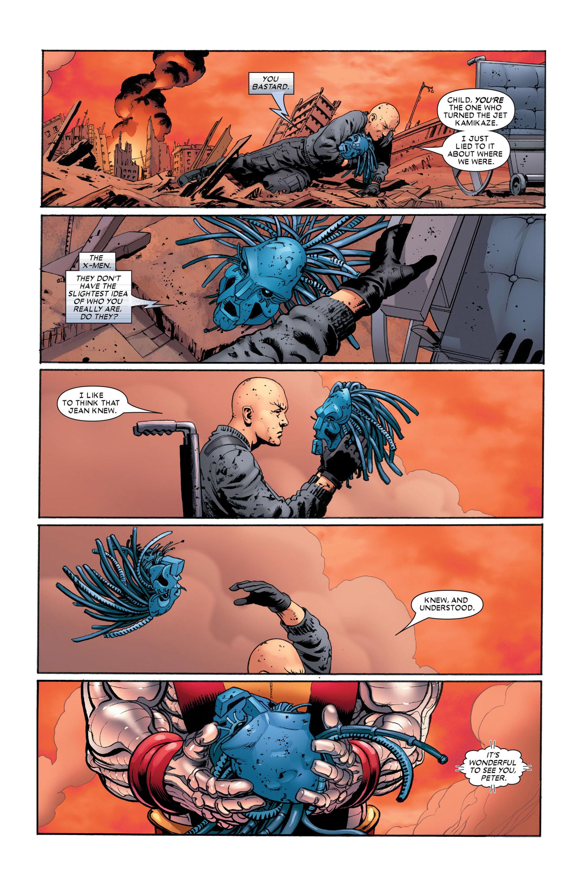 Read online Astonishing X-Men (2004) comic -  Issue #11 - 21