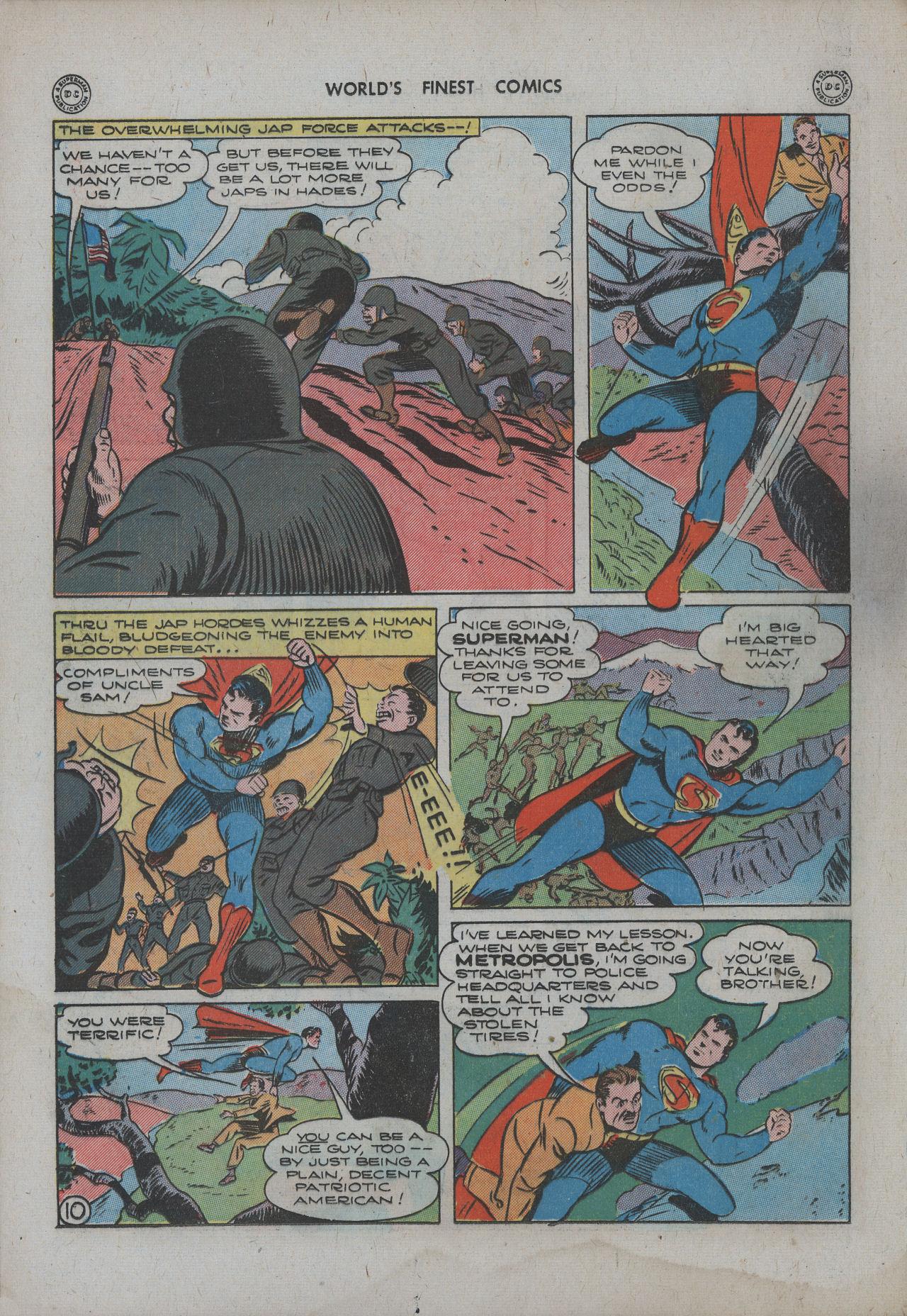Read online World's Finest Comics comic -  Issue #15 - 13
