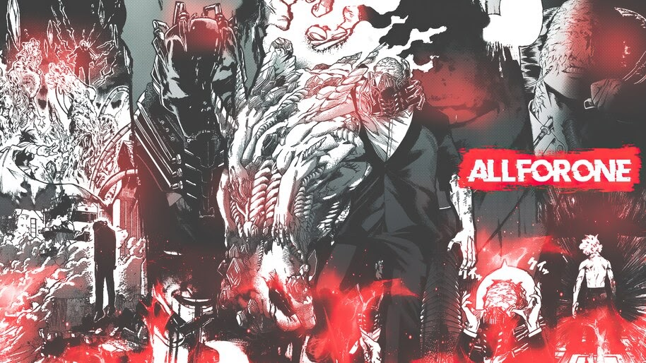 All For One, My Hero Academia, 4K, #5.2505