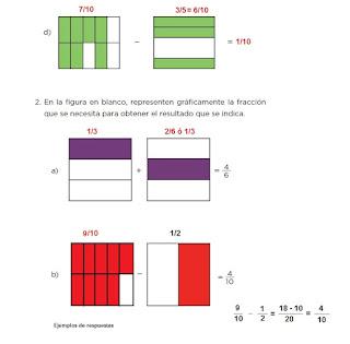 Respuestas Apoyo Primaria Desafíos Matemáticos 4to. Grado Bloque III Lección 51 Sumas y restas I
