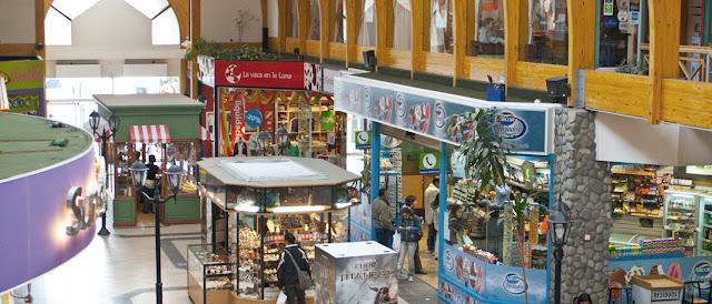 Shopping Patagônia em Bariloche