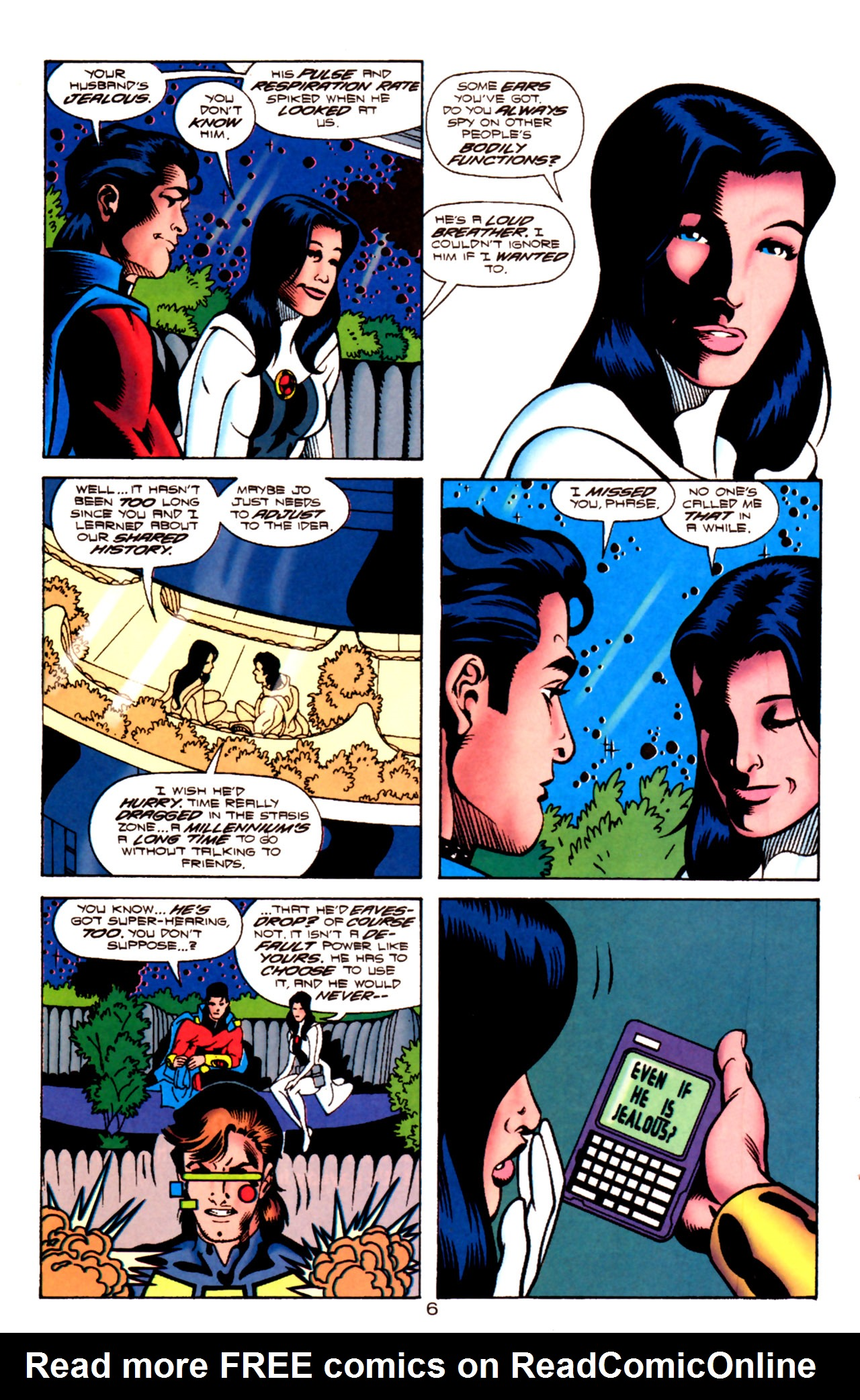 Legion of Super-Heroes (1989) 119 Page 5