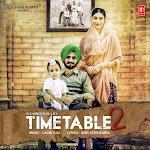 Kulwinder Billa - Time Table 2 - Single Cover