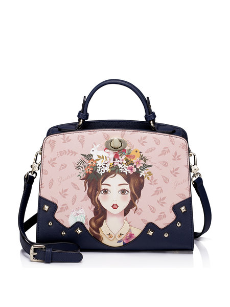 https://www.stylewe.com/product/navy-blue-sweet-figure-printed-pu-twist-lock-top-handle-44723.html