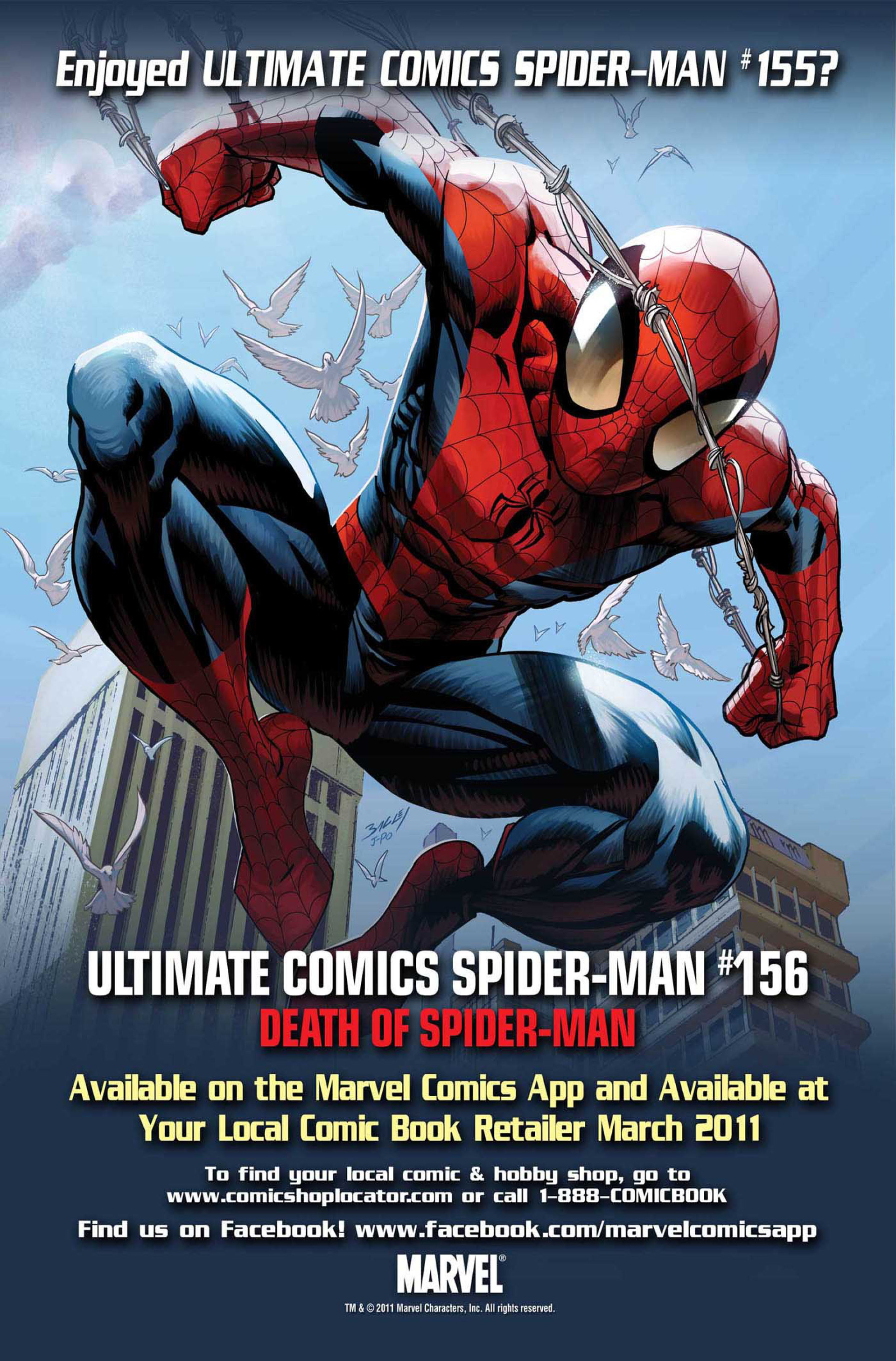 Read online Ultimate Spider-Man (2009) comic -  Issue #155 - 21