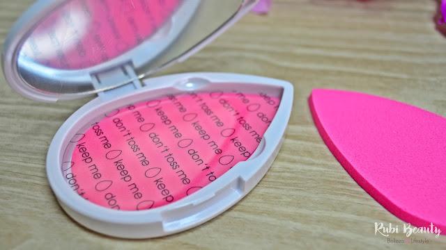 review bloterazzi beauty blender esponja matificante buyincoins clon