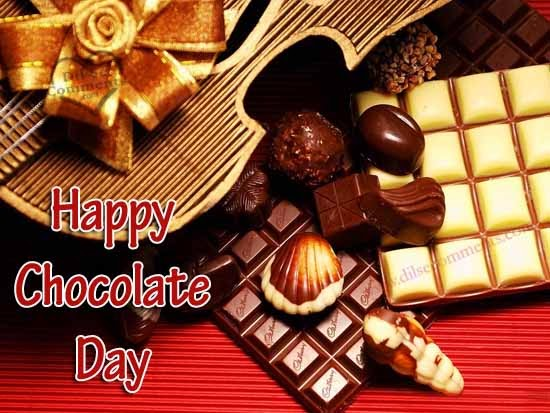 Happy Chocolate Day 2019 Greetings