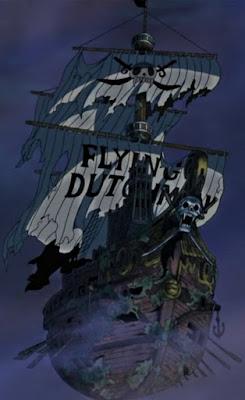เรือผีสิงฟลายอิ้งดัชแมน (Flying Dutchman)