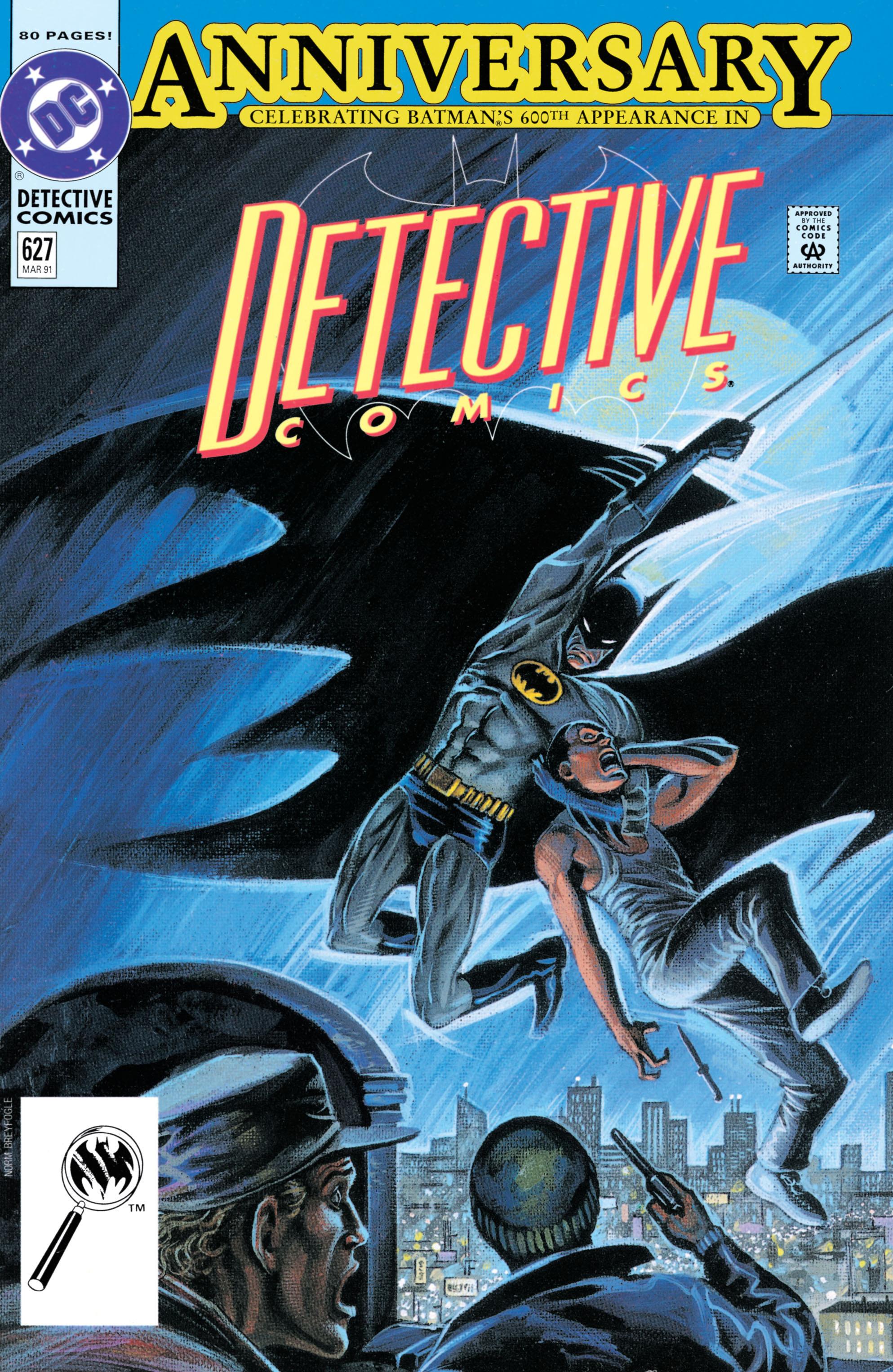 Detective Comics (1937) 627 Page 0