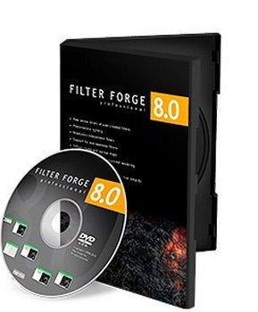 فلتر Filter Forge 8.005 للفوتوشوب - للماك
