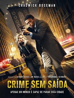 Crime Sem Saída - BDRip Dual Áudio