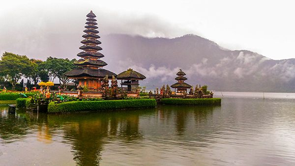 Pura Ulun Danu Beratan/Bratan Bedugul, Bali