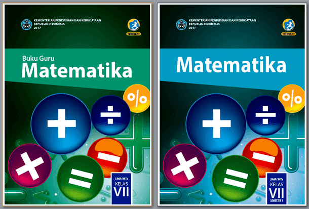 Buku Siswa Matematika Kelas 7 Kurikulum 2013 Edisi Revisi 2017
