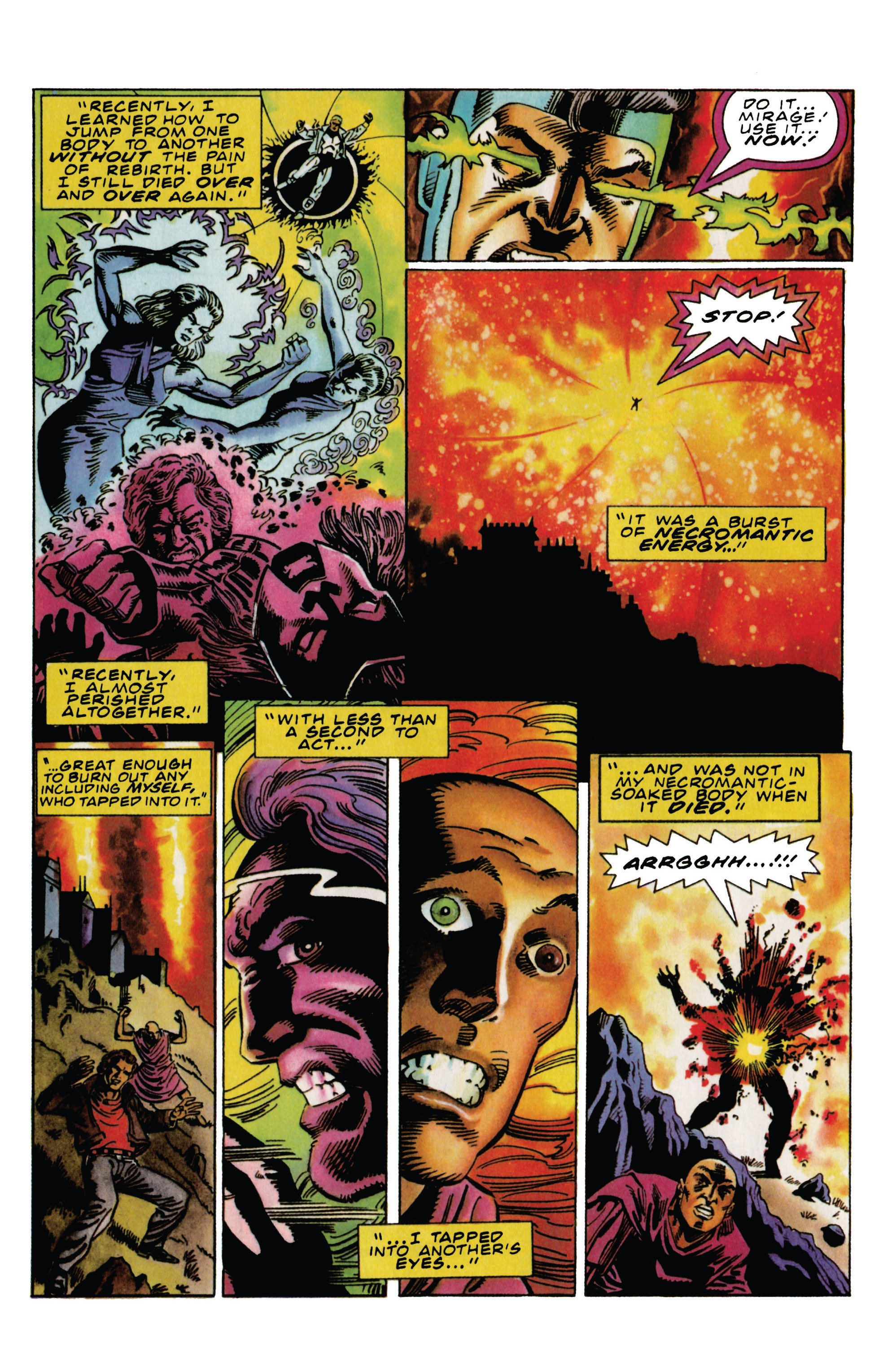 Read online Eternal Warrior (1992) comic -  Issue #29 - 7