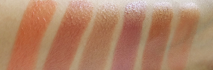 "Review & Swatches: L´Oréal Paris Color Riche Shine Addiction Lipsticks ""The Naked Tans"" Nude Lipstick /Lippenstift - Madame Keke Beauty Blog 4"