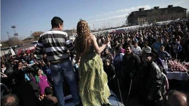 Astagfirullah, Disini Pria Boleh Tes Keperawanan Dengan Pegang Bagian Pribadi Bila Mau Nikah