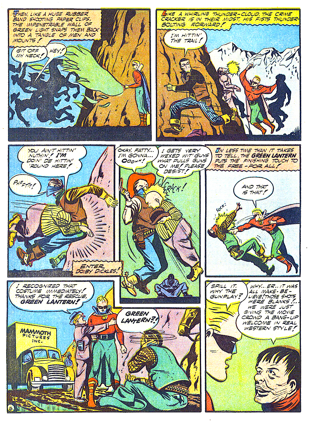 Read online All-American Comics (1939) comic -  Issue #50 - 8