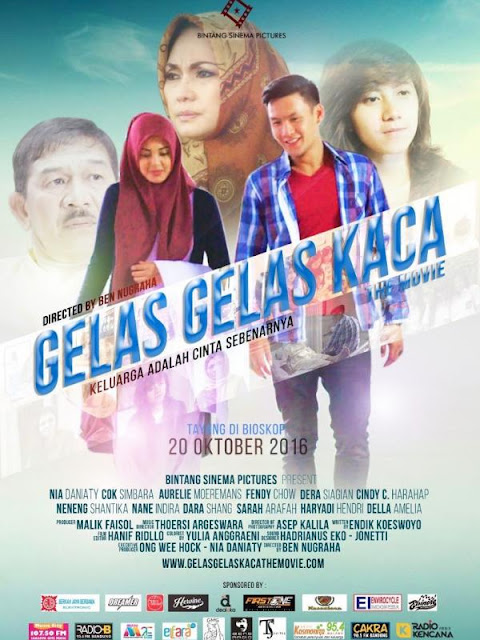 Download Film Gelas-gelas Kaca (2016) Bluray Full Movie