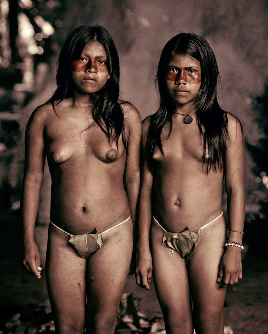 Nude tribe
