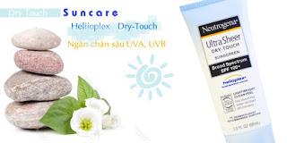Giá kem chống nắng Neutrogena Ultra Sheer Face bao nhiêu
