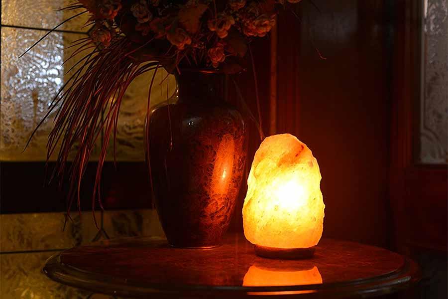 Lợi ích của Đèn Đá Muối Himalaya