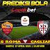 PREDIKSI AS ROMA VS CAGLIARI 27 APRIL 2019