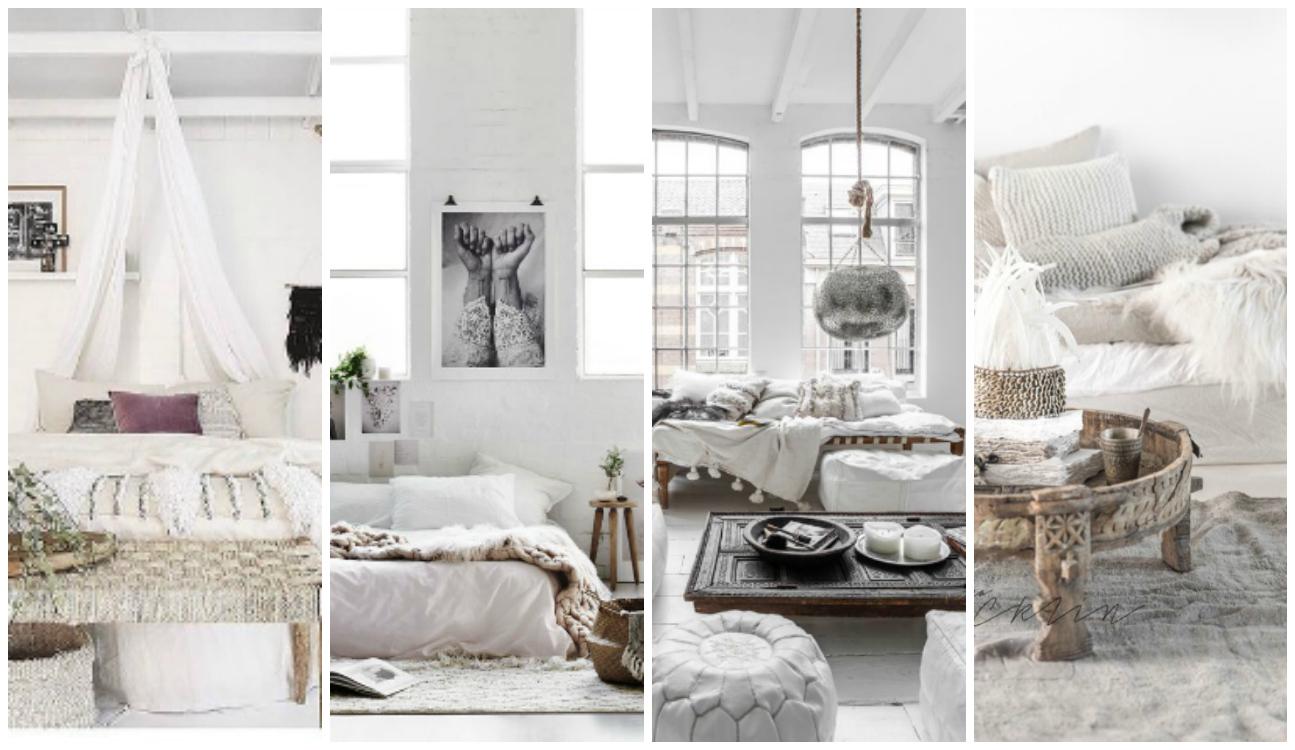 Bohemian Heaven {Fresh Boho Chic Home Decor Inspiration ...