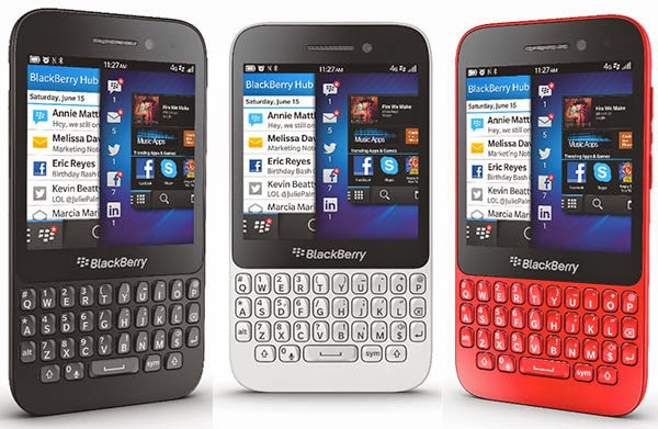 Harga Hp Blackberry Murah Februari 2015