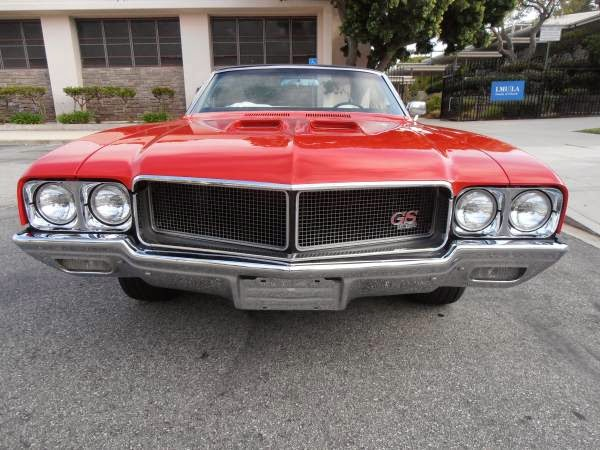 1970 Buick GS 455 Convertible for Sale - Buy American ...