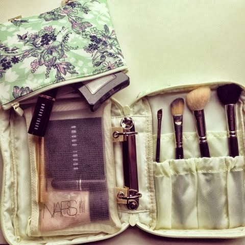 My Beautiful New Make Up bag