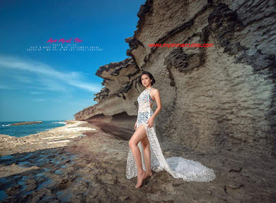 Aye Myat Thu For Fashion Image Magazine