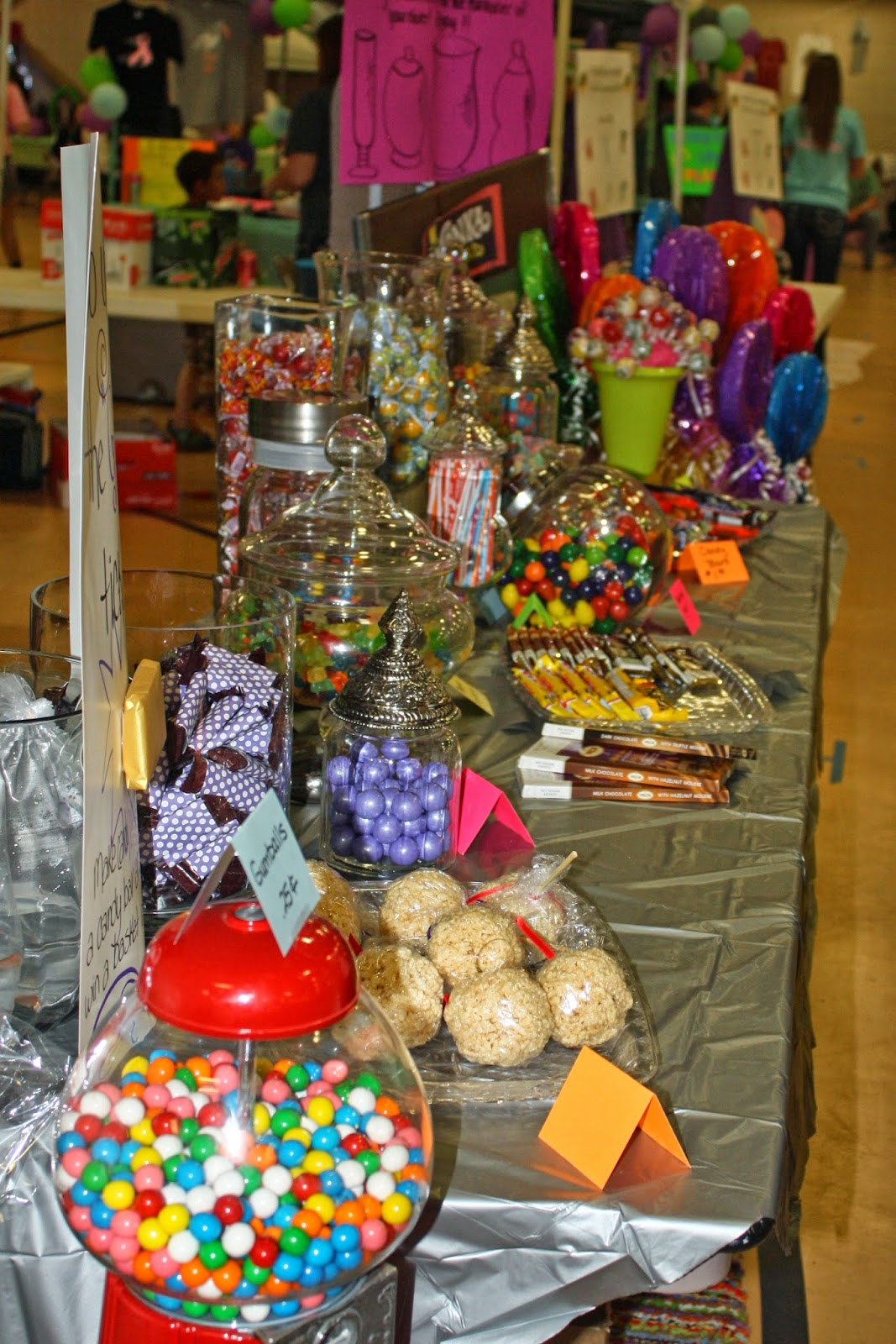 Cassi Selby Relay For Life Campsite Decorating and On Site Fundraiser Ideas